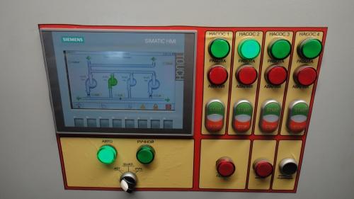 Блочные насосные станции для нефтепродуктов