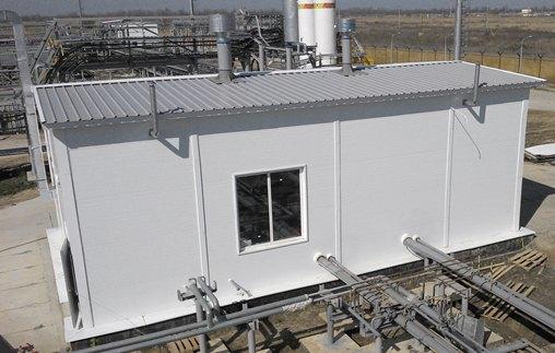 доставка и установка блочной насосной станции